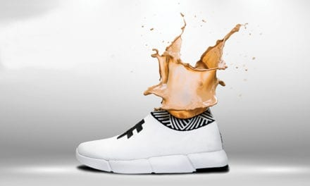 Caffeine Kicks: Shoes Made From Coffee