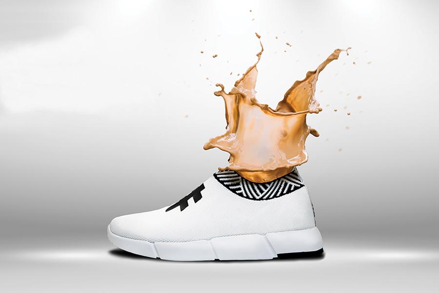 Caffeine Kicks: Shoes Made From Coffee