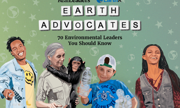 Earth Advocates: 70 Environmental Leaders