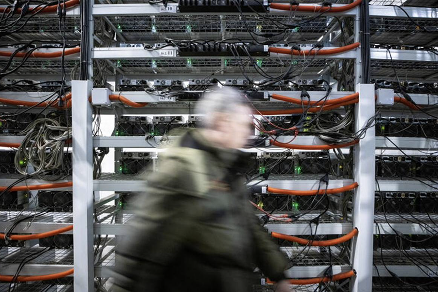 U.S. Small Towns Take On Energy-Guzzling Bitcoin Miners